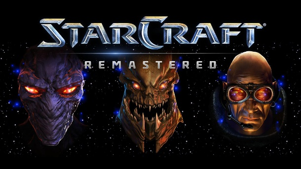 Starcraft Remastered: Neuauflage des Klassikers kehrt im August zurück. Starcraft Remastered (Quelle: Blizzard Entertainment)