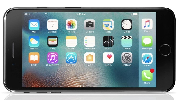 Zweit schnellstes Smartphone: Apple iPhone 7 Plus (Quelle: imago images/ image broker Oleksiy Maksymenko)