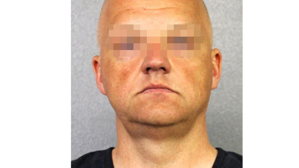 Abgasskandal: VW-Manager Oliver S. bekennt sich schuldig. VW-Manager Oliver S. war im Januar in den USA festgenommen worden. (Quelle: AP/dpa/Broward County Sheriff's Office)