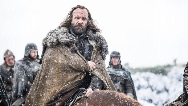 """Game of Thrones"": Hacker erpressen HBO mit Veröffentlichung . Rory McCann Game of Thrones 2017 Season 7 HBO (Quelle: imago/HBO)"