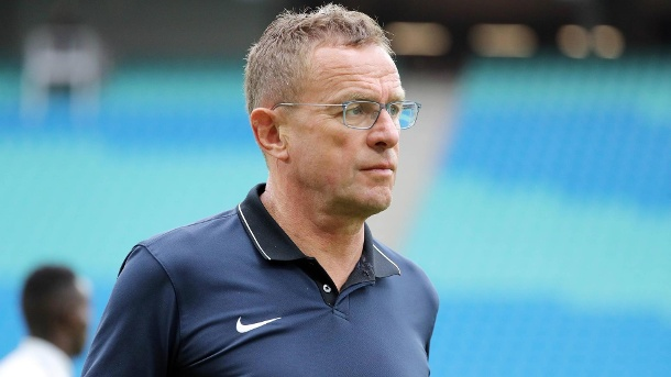 Nach Neymar-Transfer: Rangnick meckert über Financial Fairplay. Ralf Rangnick (Quelle: imago/Picture Point LE)