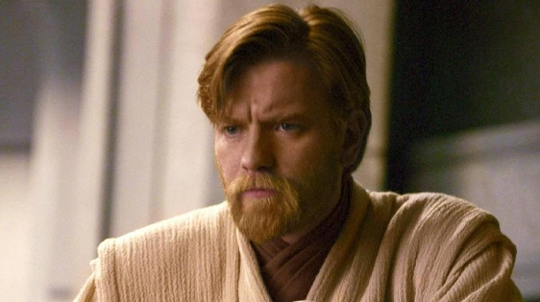 Star Wars:Obi-Wan Kenobi bekommt eigenen Film. Ewan McGregor spielte die Rolle von Obi-Wan Kenobi in Star Wars: Episode III Revenge of the Sith. (Quelle: WENN.com)
