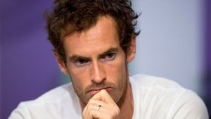 Mit Andy Murray (Nr.
