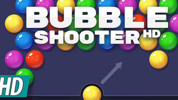 Bubble Shooter HD (Quelle: Softgames)
