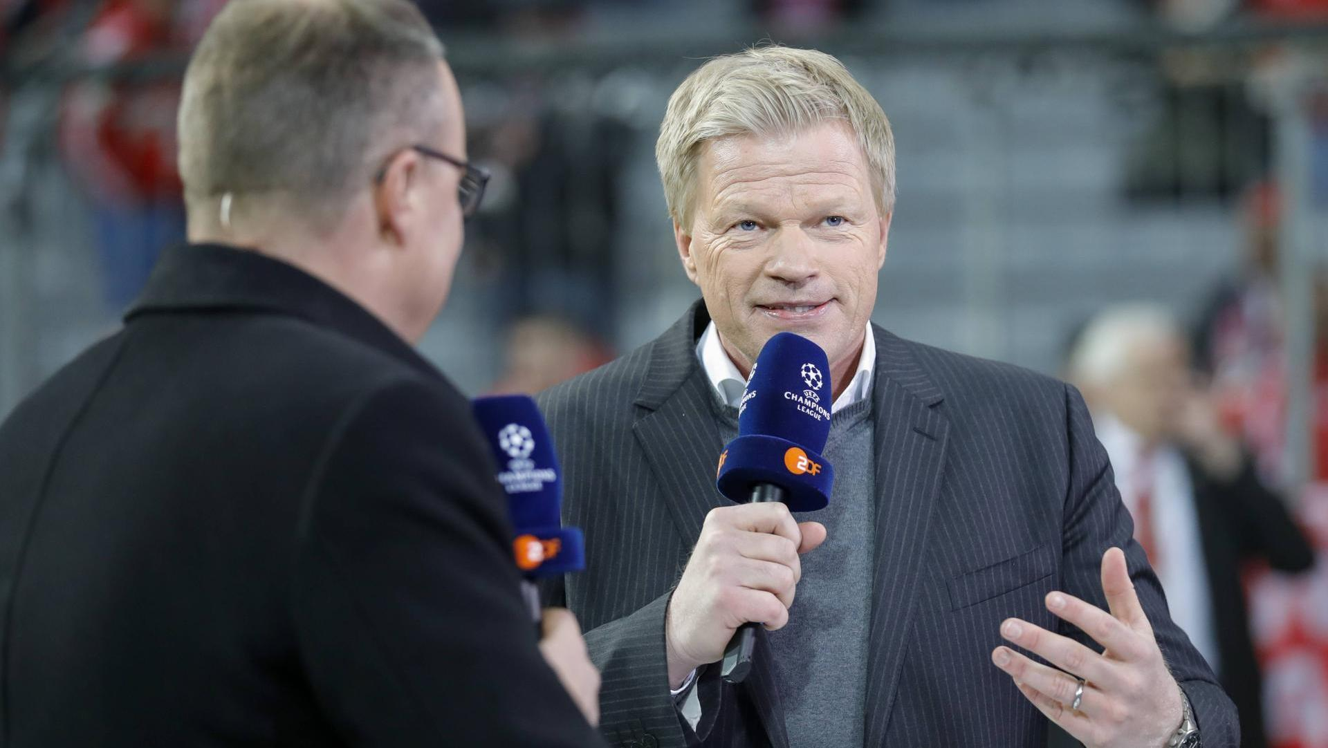 kommentar egal wo zdf experte oliver kahn bei der wm arbeitet. Black Bedroom Furniture Sets. Home Design Ideas
