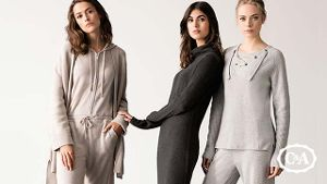 Umwerfende Vogue Fashion Night's Out Cashmere Kollektion von C&A