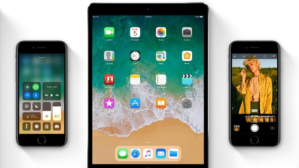 Apples iOS 11 macht 32-Bit-Apps unbrauchbar. Apple iOS 11 (Quelle: Apple)