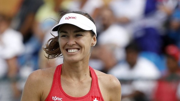 Tennis: Hingis/Murray gewinnen Mixed-Titel bei US Open. Martina Hingis gewann den Mixed-Titel bei den US Open mit Jamie Murray.