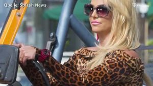 Britney Spears verprasst 9 Millionen Euro im Jahr. (Screenshot: Splash News)