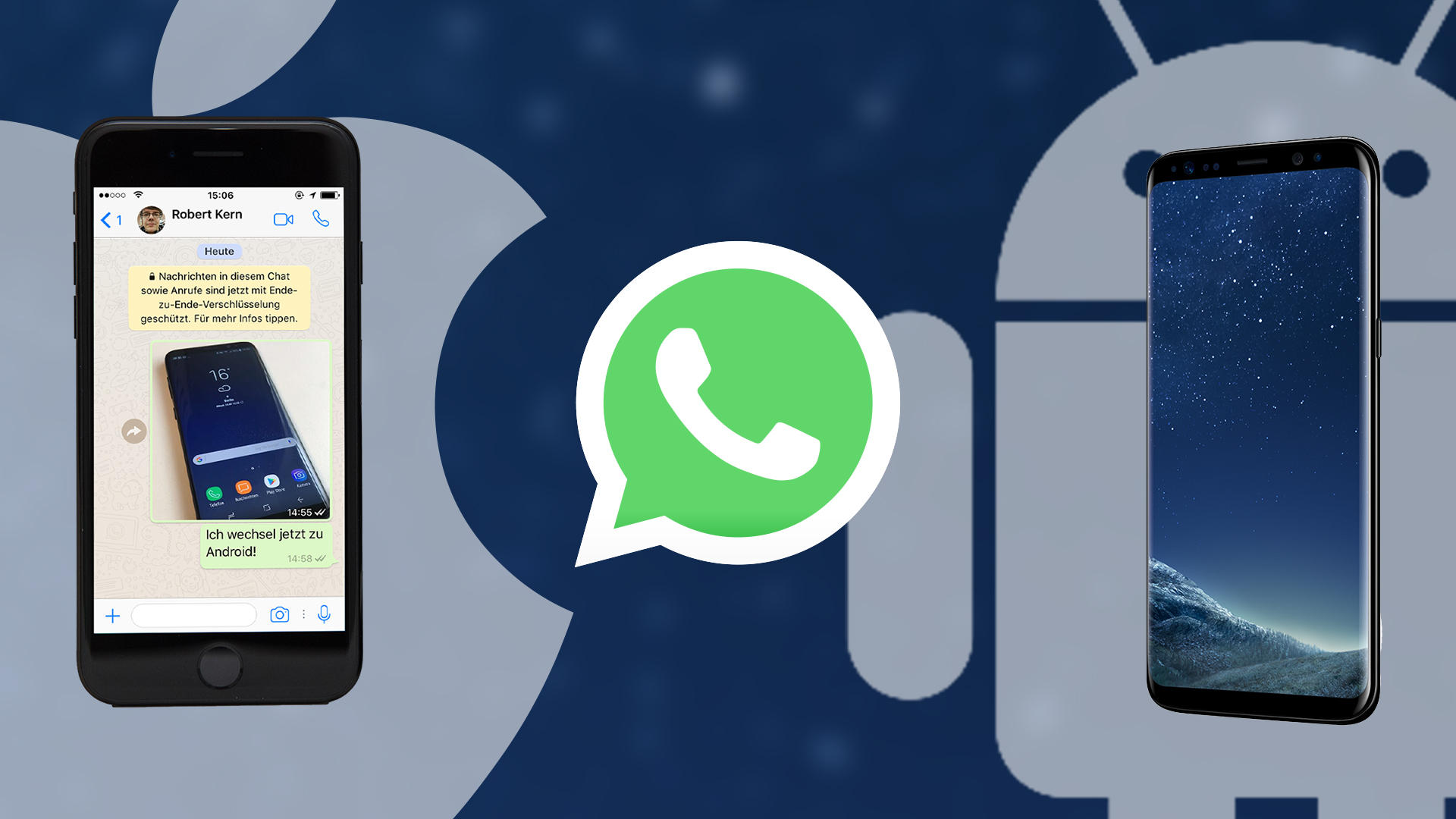 Whatsapp Bilder Übertragen Iphone