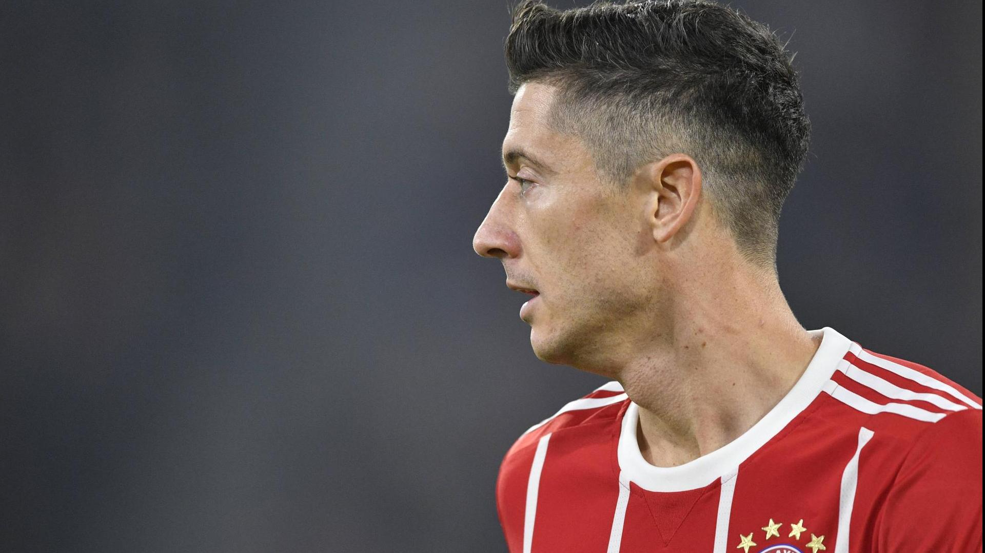 Lewandowski Zu Real Madrid