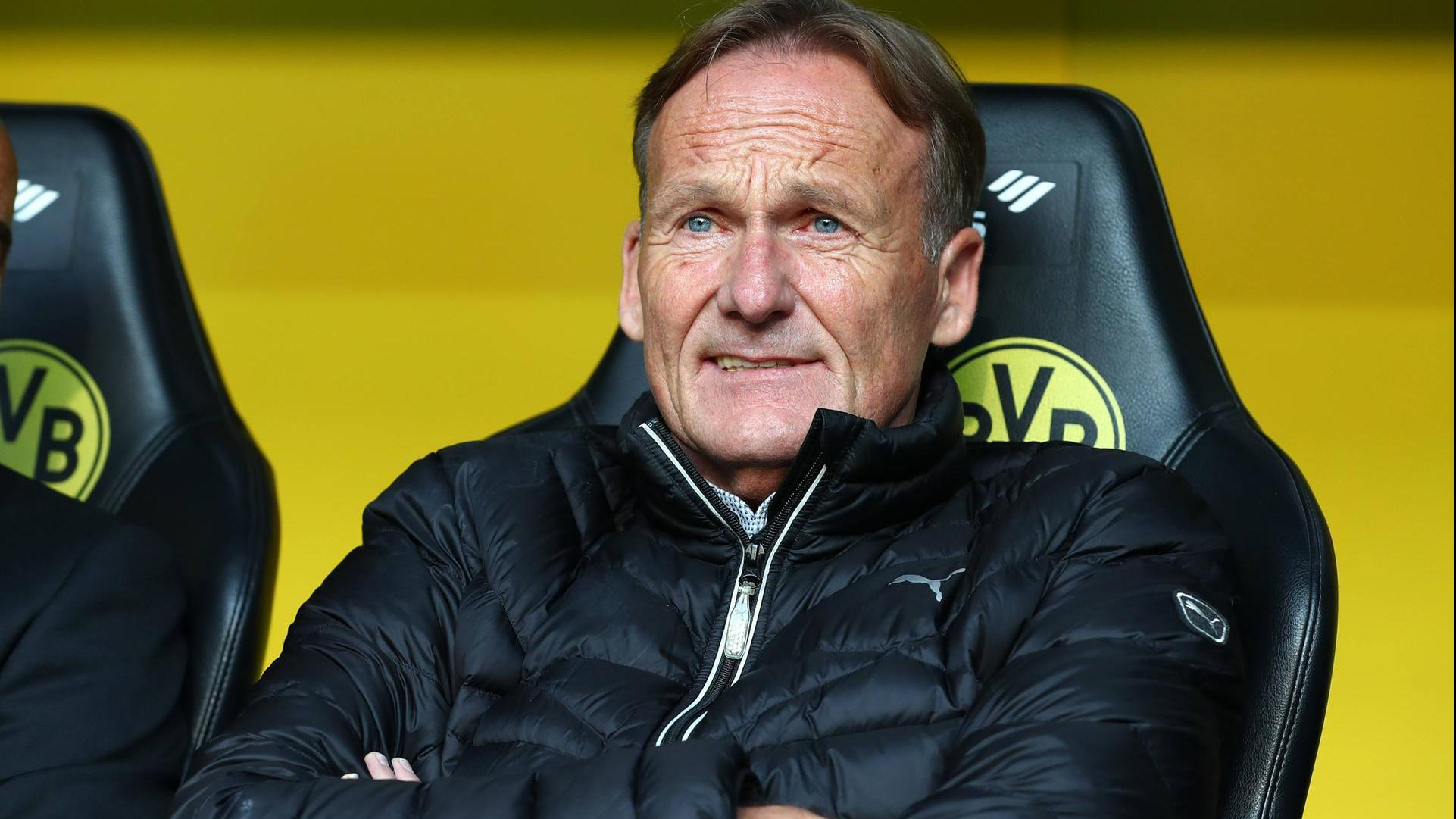 bvb boss watzke schl gt alarm haben ein riesenproblem. Black Bedroom Furniture Sets. Home Design Ideas