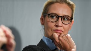Alice Weidel (AfD) (Quelle: dpa)