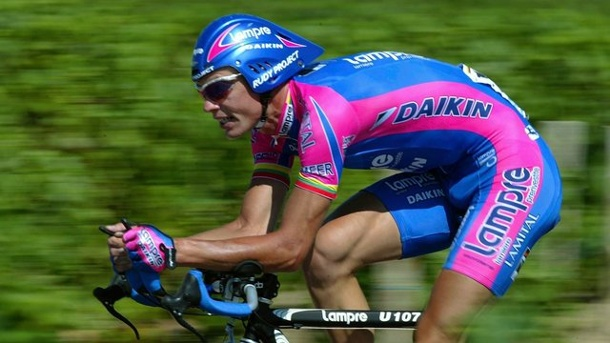 Radsport: Radprofi Rumsas junior positiv getestet. Raimondas Rumsas senior war in den Doping-Skandal der Tour de France 2002 verstrickt.