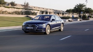 Audi A8: Innovationen im Luxussegment