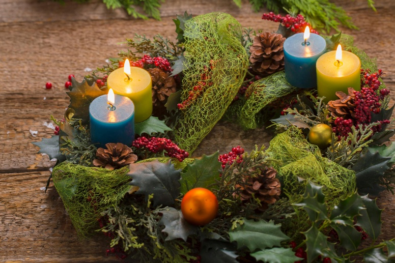 Adventskranz trends 2017 2 - Pinterest adventskranz ...