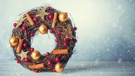 Adventskranz: Trends 2017 (Quelle: Thinkstock by Getty-Images)