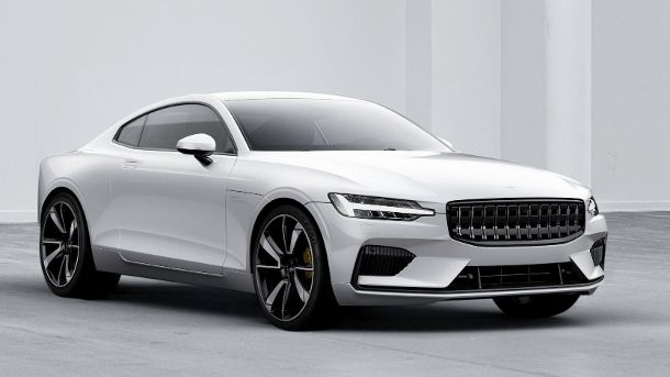 Der 600 Ps starke Polestar 1 (Quelle: Volvo Group)