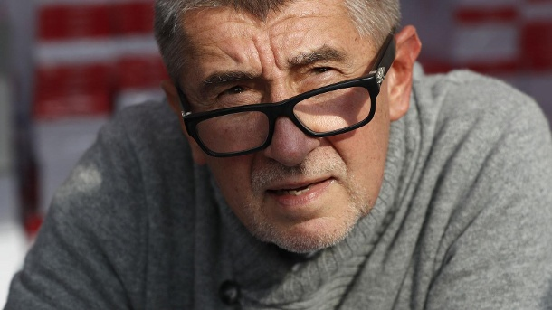 Parlamentswahl in Tschechien: Milliardär Andrej Babis ist klarer Favorit. Czech Republic Elections (Quelle: AP Photo/Petr David Josek)