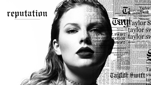 Albumcover Taylor Swift Reputation (Quelle: dpa/Universal Music)