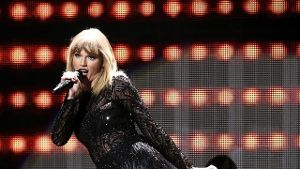 Bei den MTV Europe Music Awards ging Taylor Swift gerade leer aus.