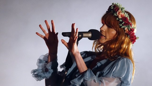 Florence + The Machine und The xx kommen zum Melt-Festival. Florence + The Machine