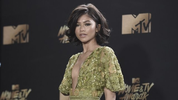 "Film: Weitere Filmrolle für US-Sängerin Zendaya. Sängerin Zendaya im Mai 2017 in Los Angeles bei den ""MTV Movie and TV Awards""."