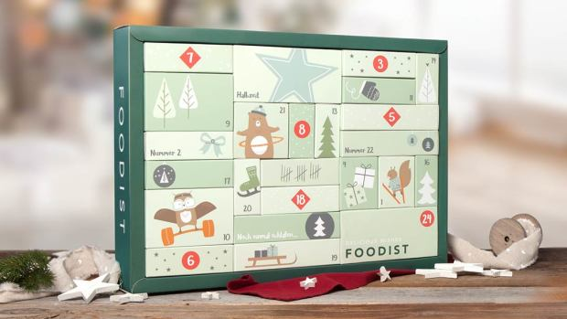 Adventskalender Foodist