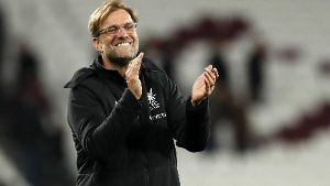 Wieder in Top-Form: Liverpool-Trainer Jürgen Klopp.