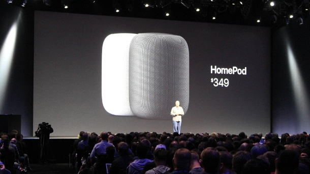probleme bei apple homepod verz gert sich. Black Bedroom Furniture Sets. Home Design Ideas