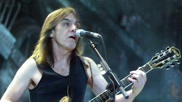 Musik: Trauer um AC/DC-Gitarrist Malcolm Young. AC/DC-Mitbegründer Malcolm Young 2014 in Mexiko.