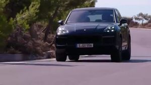 Porsche Cayenne Turbo: Sportwagen in Form eines SUV (Screenshot: Deutsche Welle)