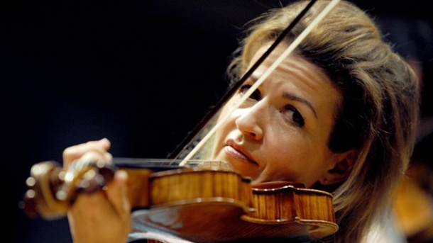 Anne-Sophie Mutter mit Kulturpreis geehrt. Anne-Sophie Mutter