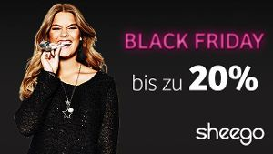 Black Friday bei sheego.de