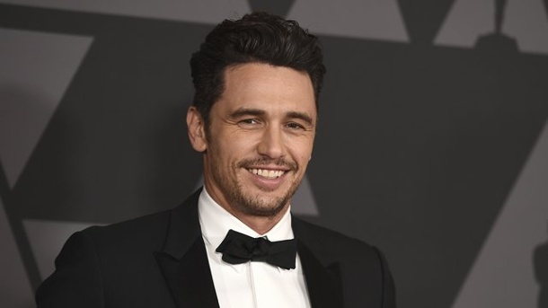 Film: James Franco arbeitet an einem Superhelden-Film. James Franco 2017 in Los Angeles bei der Verleihung der Governors Awards.