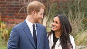 Prinz Harry und Meghan Markle: Sie heiraten im Mai 2018. (Quelle: Bang Media)