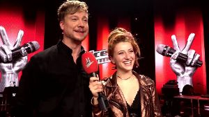 Endlich hat Team Samu es geschafft, Natia ist The Voice of Germany 2017. (Screenshot: ProSieben)