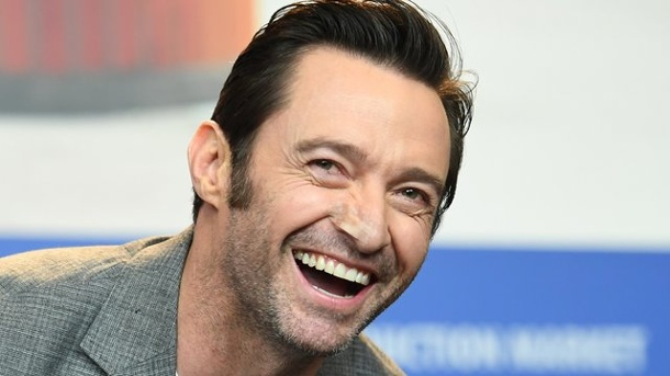 Film: Hugh Jackman war Kindergeburtstags-Clown. Hugh Jackman 2017 in Berlin.