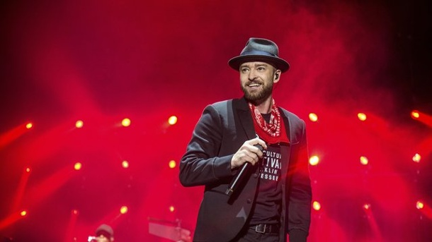 Musik: Justin Timberlake kündigt neues Album an. Justin Timberlake 2017 beim Pilgrimage Music and Cultural Festival in Franklin (USA).