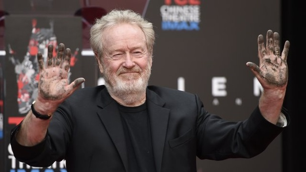 "Film: Ridley Scott würde keinen ""Star Wars""-Film drehen. Regisseur Sir Ridley Scott 2017 in Los Angeles."