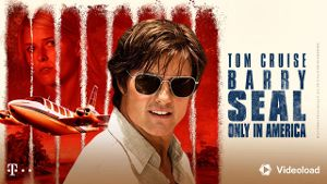 Tom Cruise in Barry Seal bei Videoload