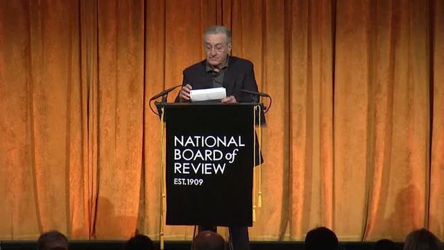 Hollywoodstar Robert de Niro kritisiert mal wieder Donald Trump (Screenshot: Bitprojects)