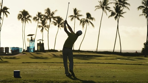 Golf - Falscher Raketenalarm in Hawaii: Golfprofis in Angst. Die Golfprofis spielen derzeit beim PGA-Turnier in Honolulu auf Hawaii.
