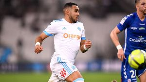 10 DIMITRI PAYET om FOOTBALL Marseille vs Strasbourg Ligue 1 Conforama 16 01 2018 AnthonyBIB