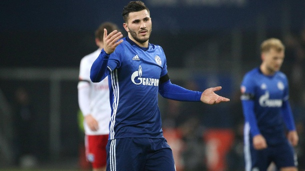 Sead Kolasinac wechselte 2017 zu Arsenal in die Premier League. (Quelle: imago)
