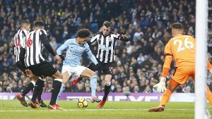 20th January 2018 Etihad Stadium Manchester England EPL Premier League football Manchester City
