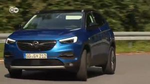 Eleganter Patchwork-SUV mit viel Peugeot-Flair (Screenshot: Deutsche Welle)