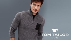Pullis & Sweatshirts bei TOM TAILOR!
