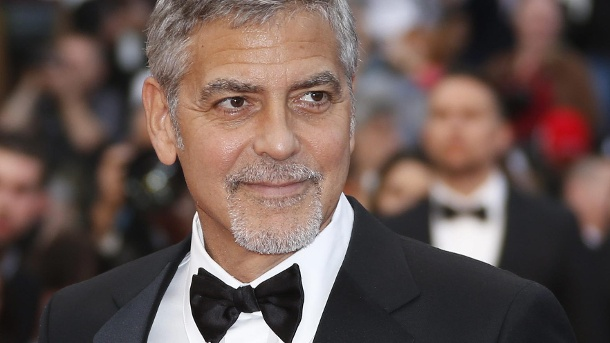 george clooney verr t wie er seine amal kennenlernte. Black Bedroom Furniture Sets. Home Design Ideas