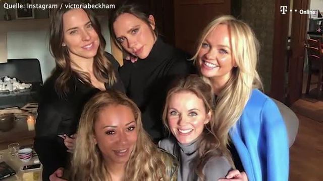 "Klartext von Posh Spice über das Comeback der ""Spice Girls"" (Screenshot: Bitprojects)"